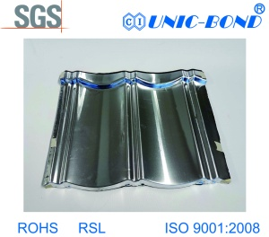 Hot Melt Adhesive Film on Metal